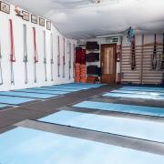 Clases de yoga Iyengar